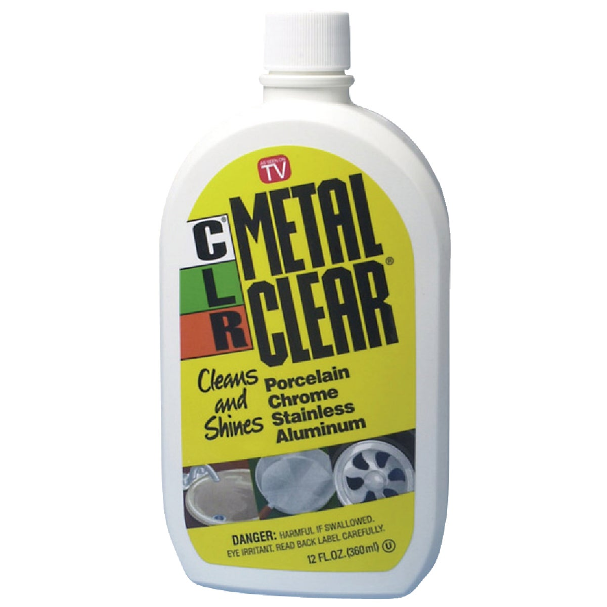 CLR METAL CLEANER - MC-12 by Jelmar