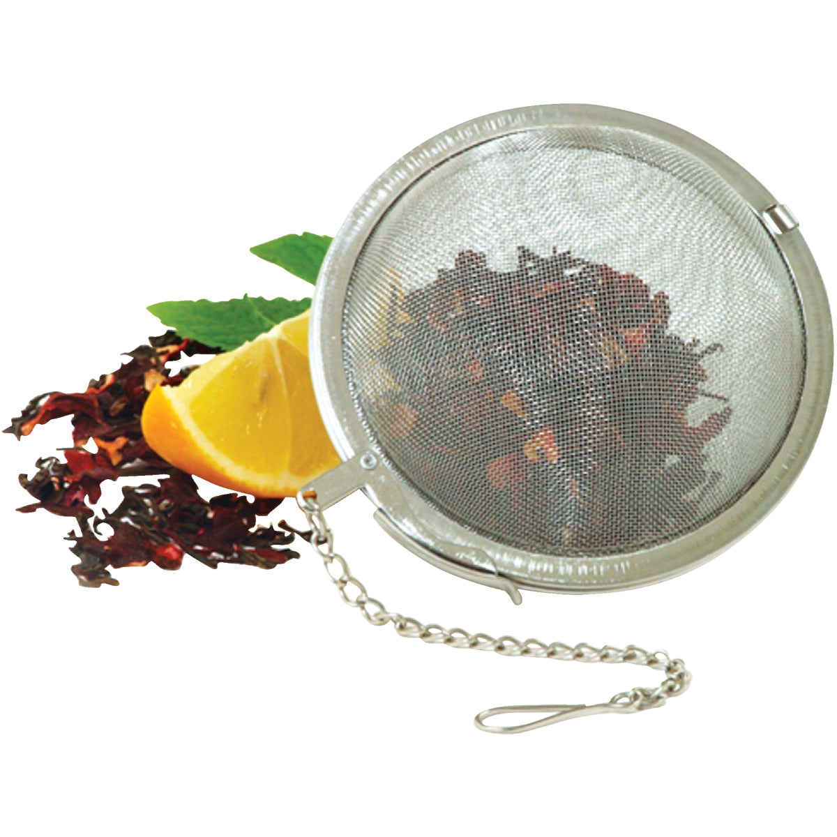 "2-1/2"" SS MESH TEA BALL"