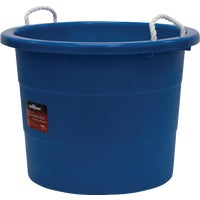 United Solutions 19 Gallon Blue Utility Tub, TU0015