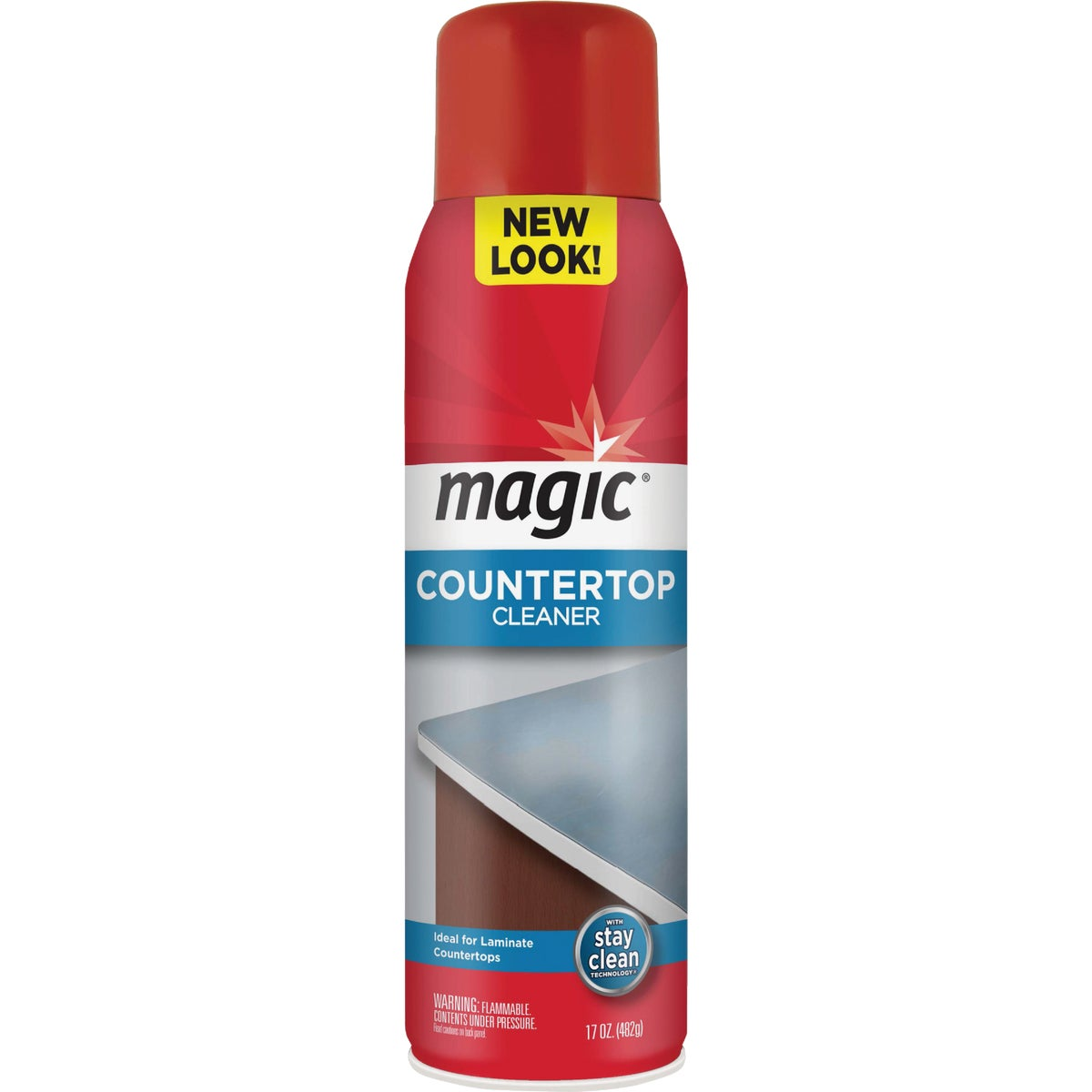 17OZ COUNTERTOP CLEANER - 1862 by Magic Ntrl Magic Sci