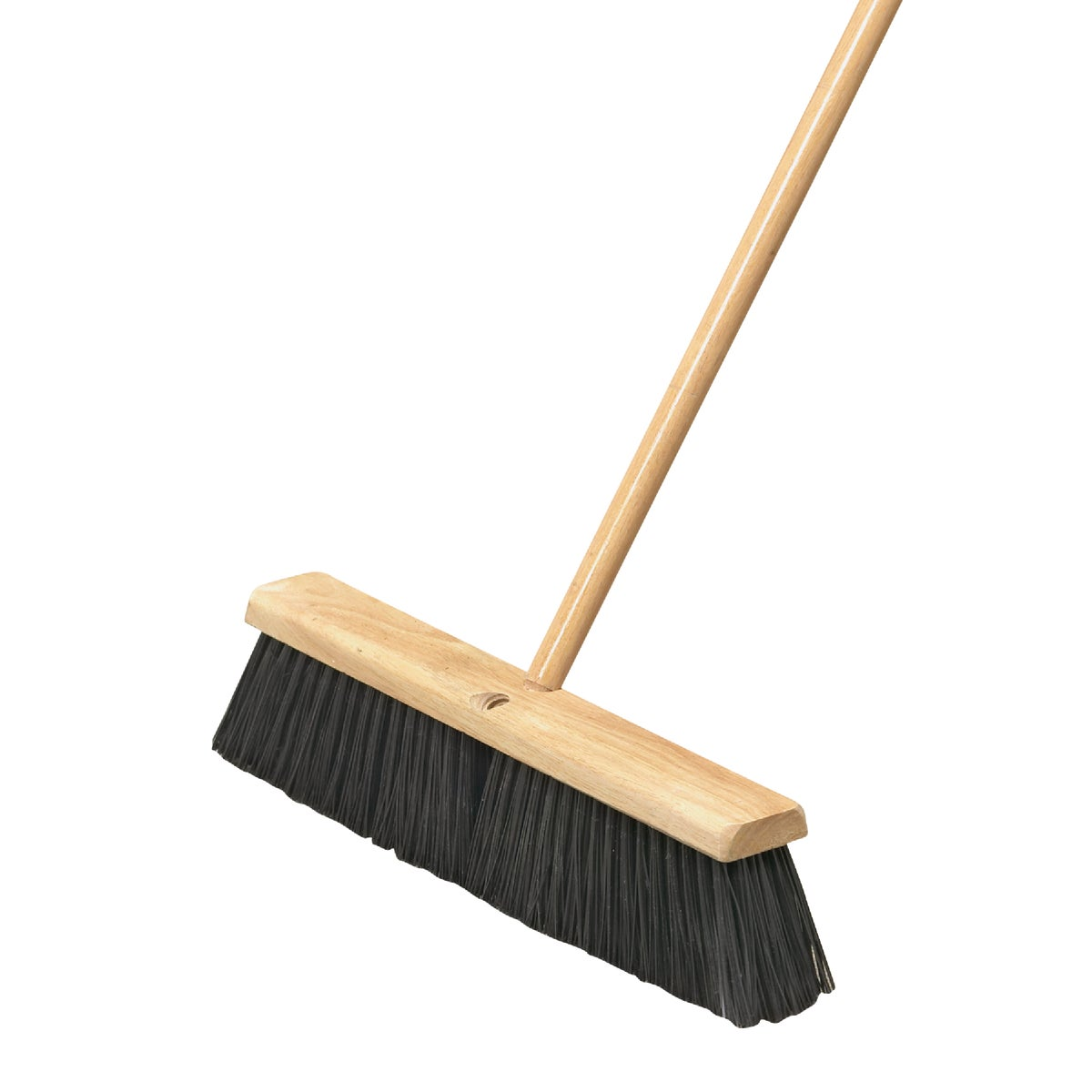 "18"" POLYPRO PUSH BROOM - DI89530 by D Q B Ind"