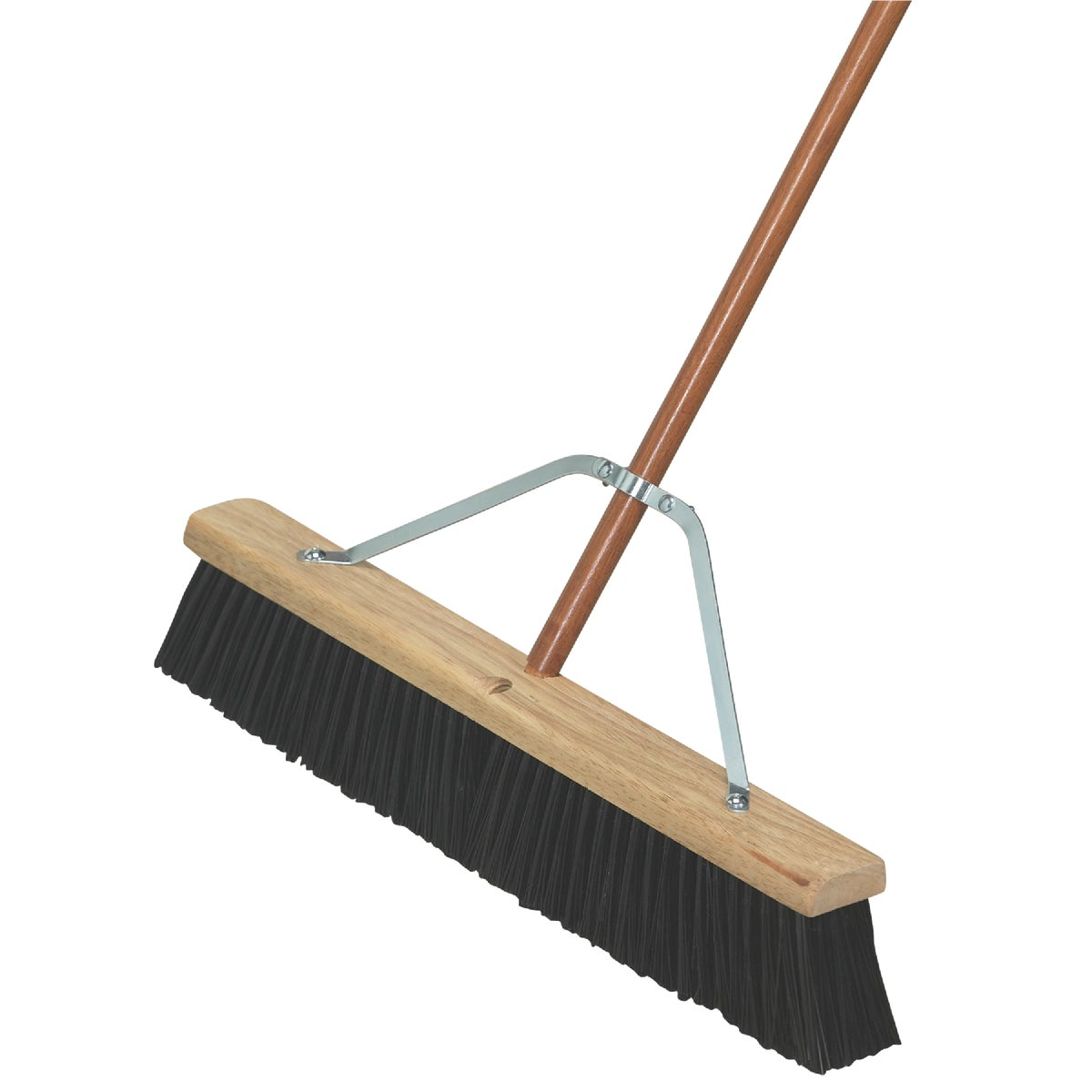 "24"" POLYPRO PUSH BROOM"