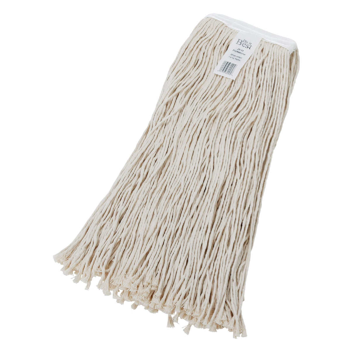 24OZ WORKHORS COTTON MOP - 642304 by Nexstep Commercial