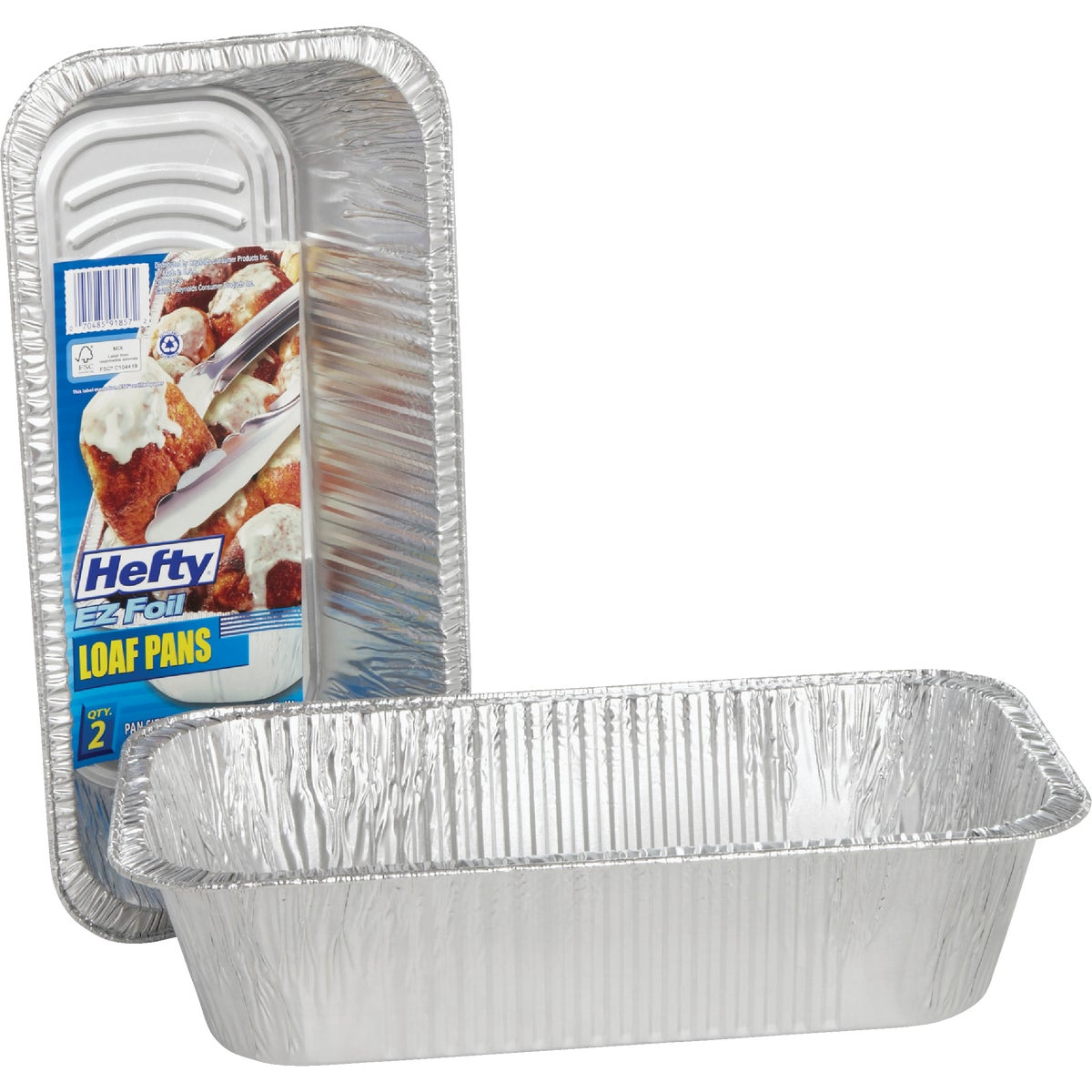 GIANT LOAF PAN - 91857 by Pactiv/ez Foil