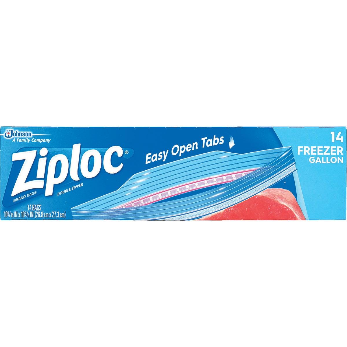 GAL ZIPLOC FREEZER BAG - 00389 by Sc Johnson