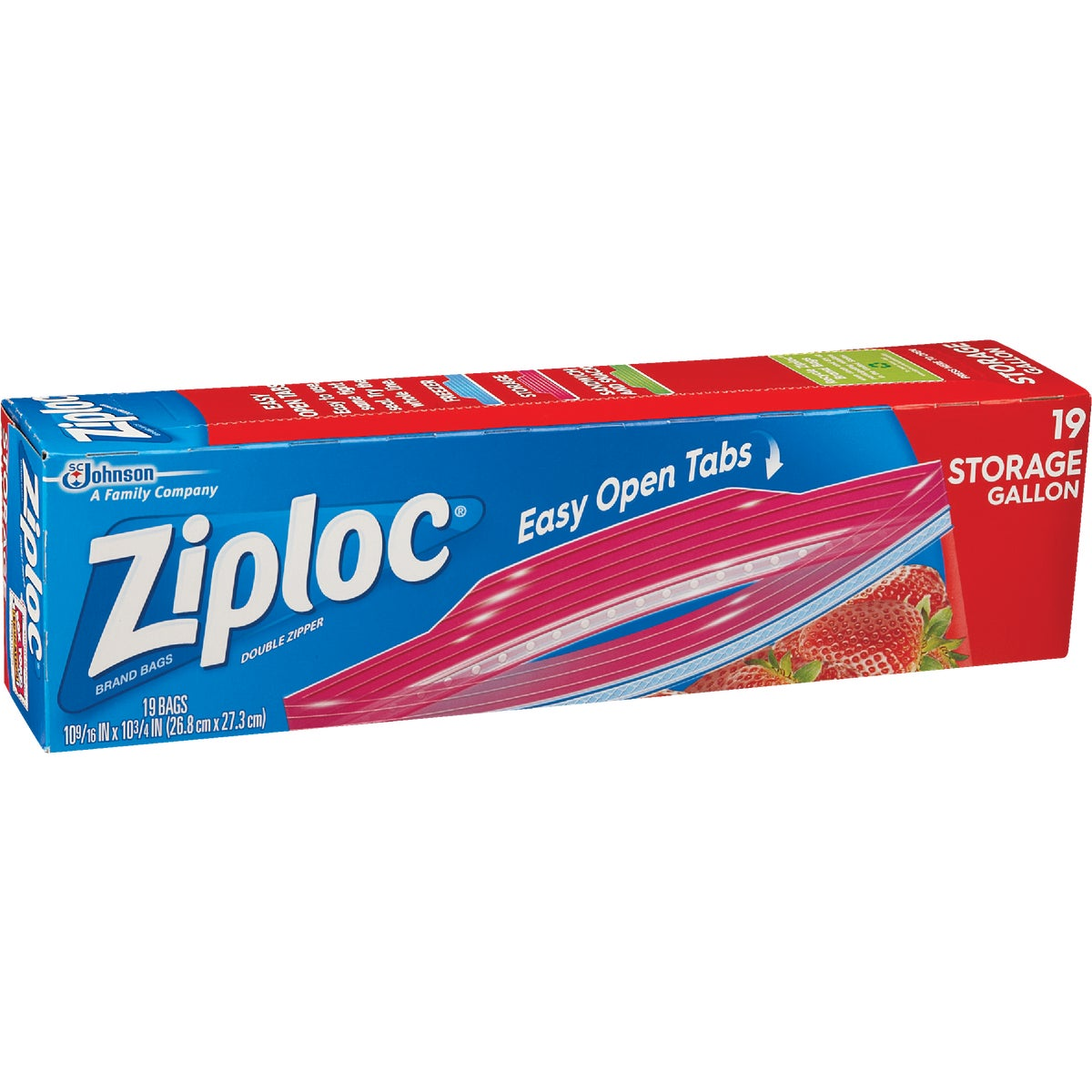 GAL ZIPLOC STORAGE BAG - 00350 by Sc Johnson
