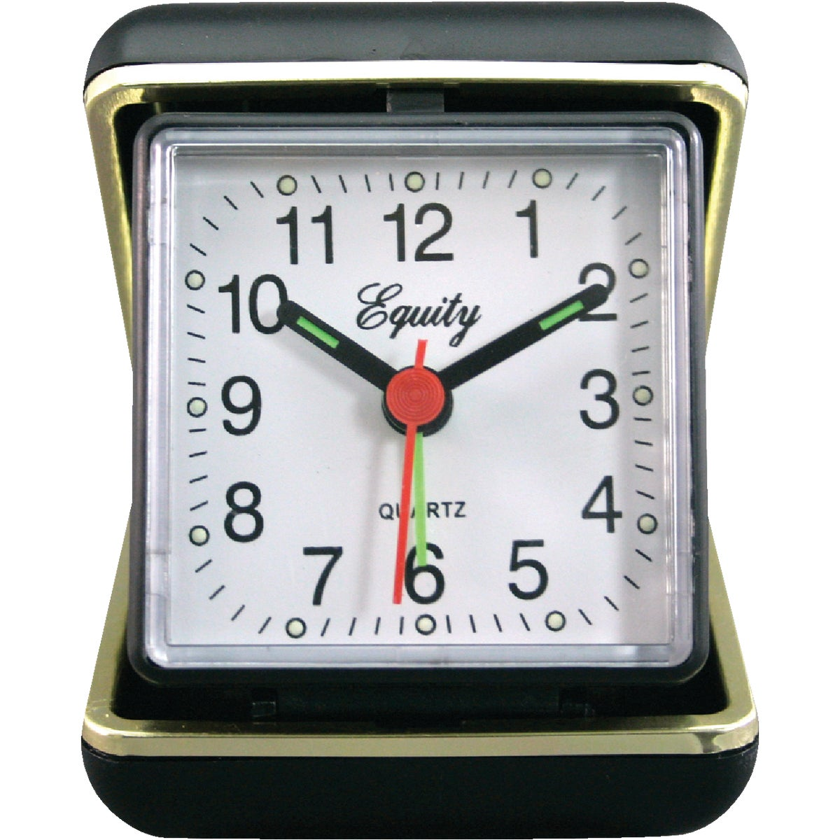QUARTZ ALARM CLOCK - 3123AT by Geneva Clock Company