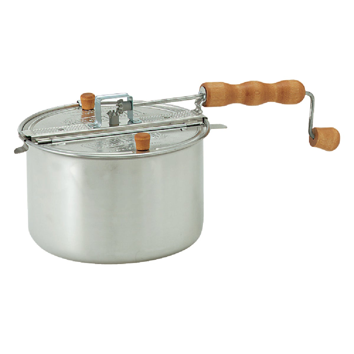 STOVETOP POPCORN POPPER - 25008A by Wabash Valley Farms