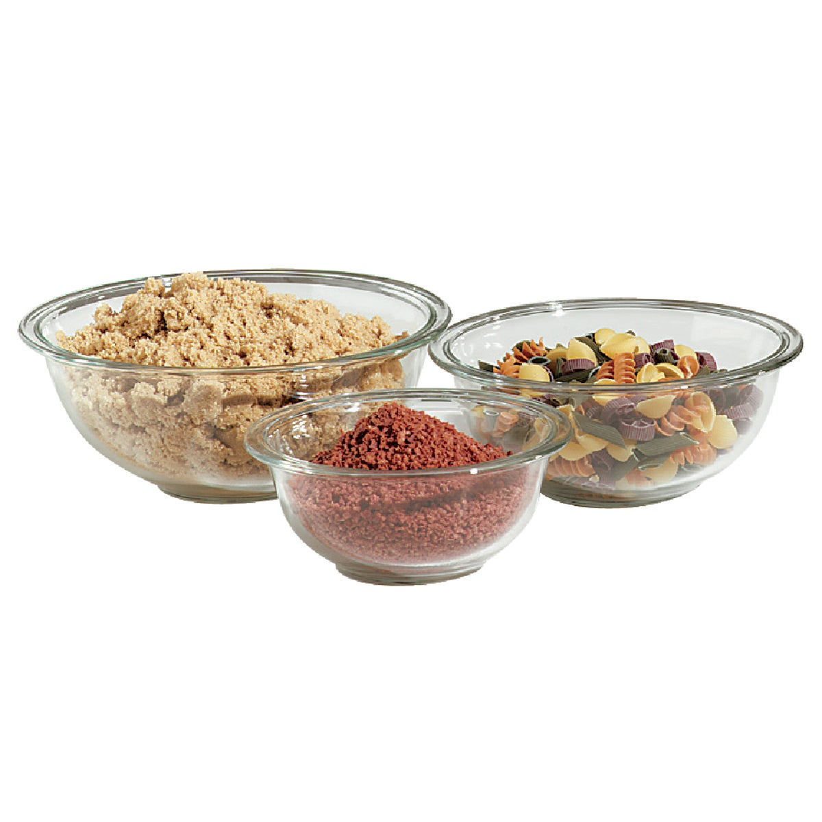 MIXING BOWL SET - 6001001 by World Kitchen