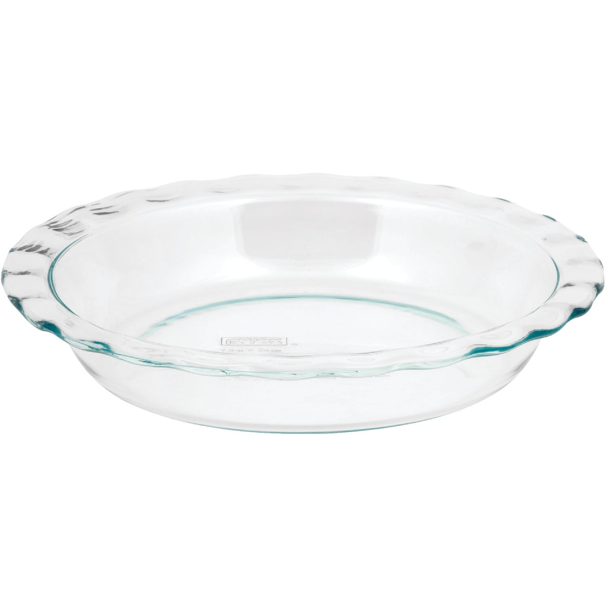 "9-1/2"" CLEAR PIE PLATE - 1085800 by World Kitchen"