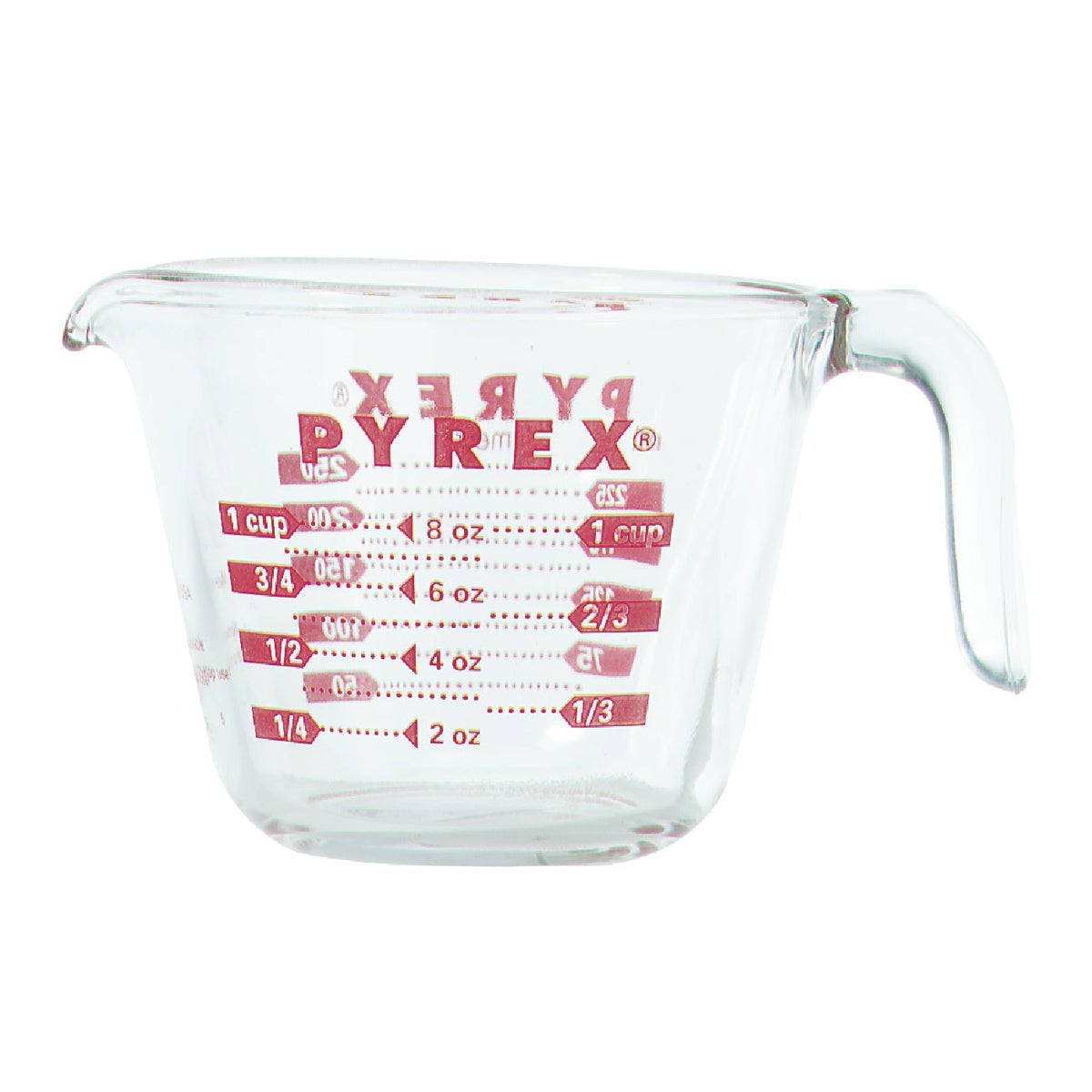 8OZ MEASURING CUP - 6001074 by World Kitchen
