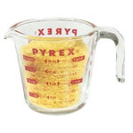 Pyrex Measuring Cup.