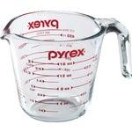Pyrex Measuring Cup.
