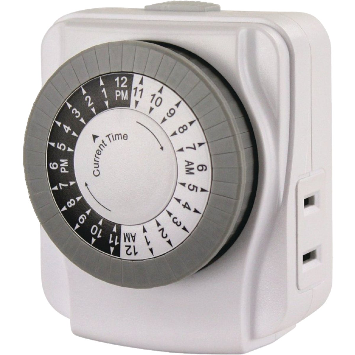 24 HOUR MECHANICAL TIMER - 50000 by Woods Wire Coleman