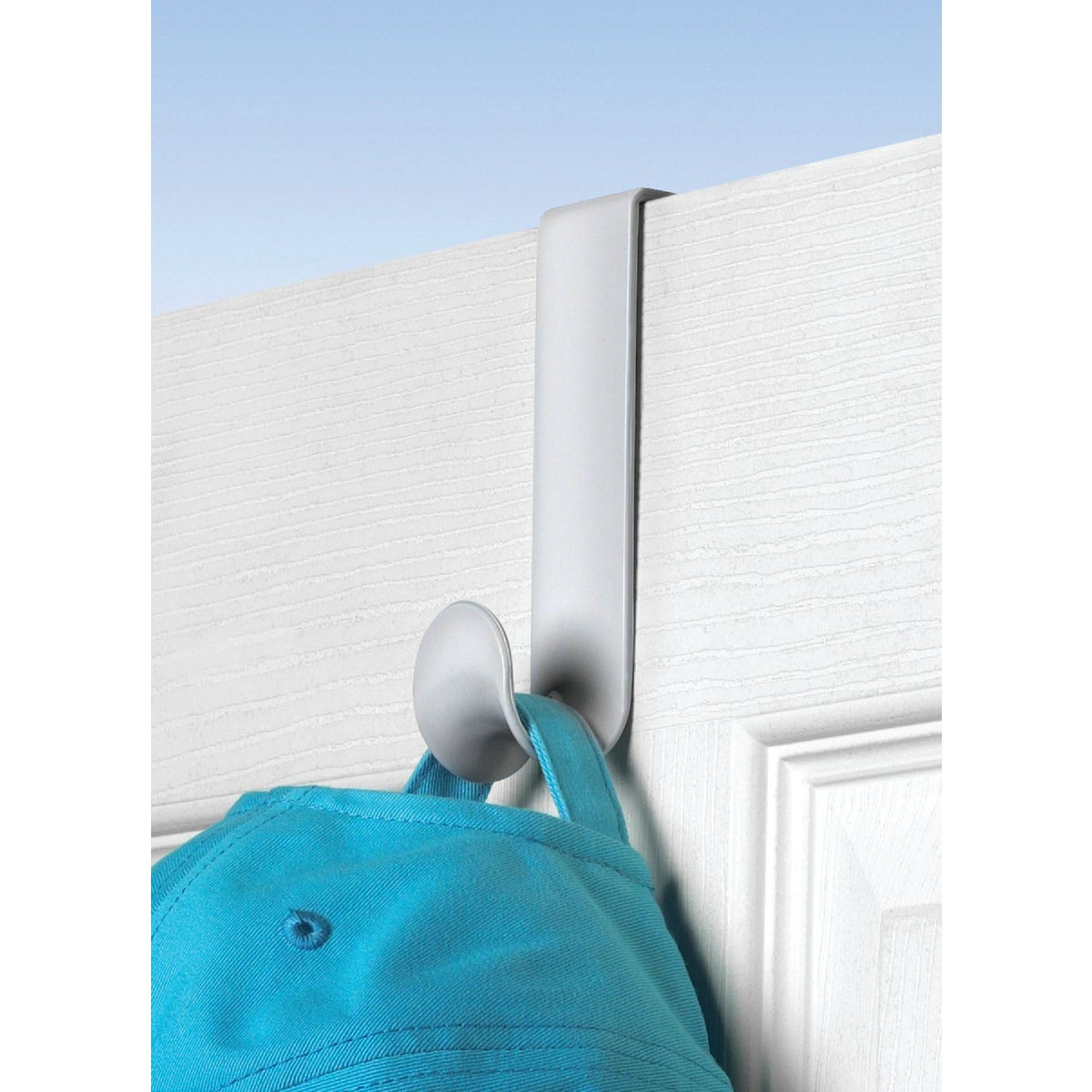 "WH 4-3/4"" OVER DOOR HOOK - 24100 by Spectrum Diversified"