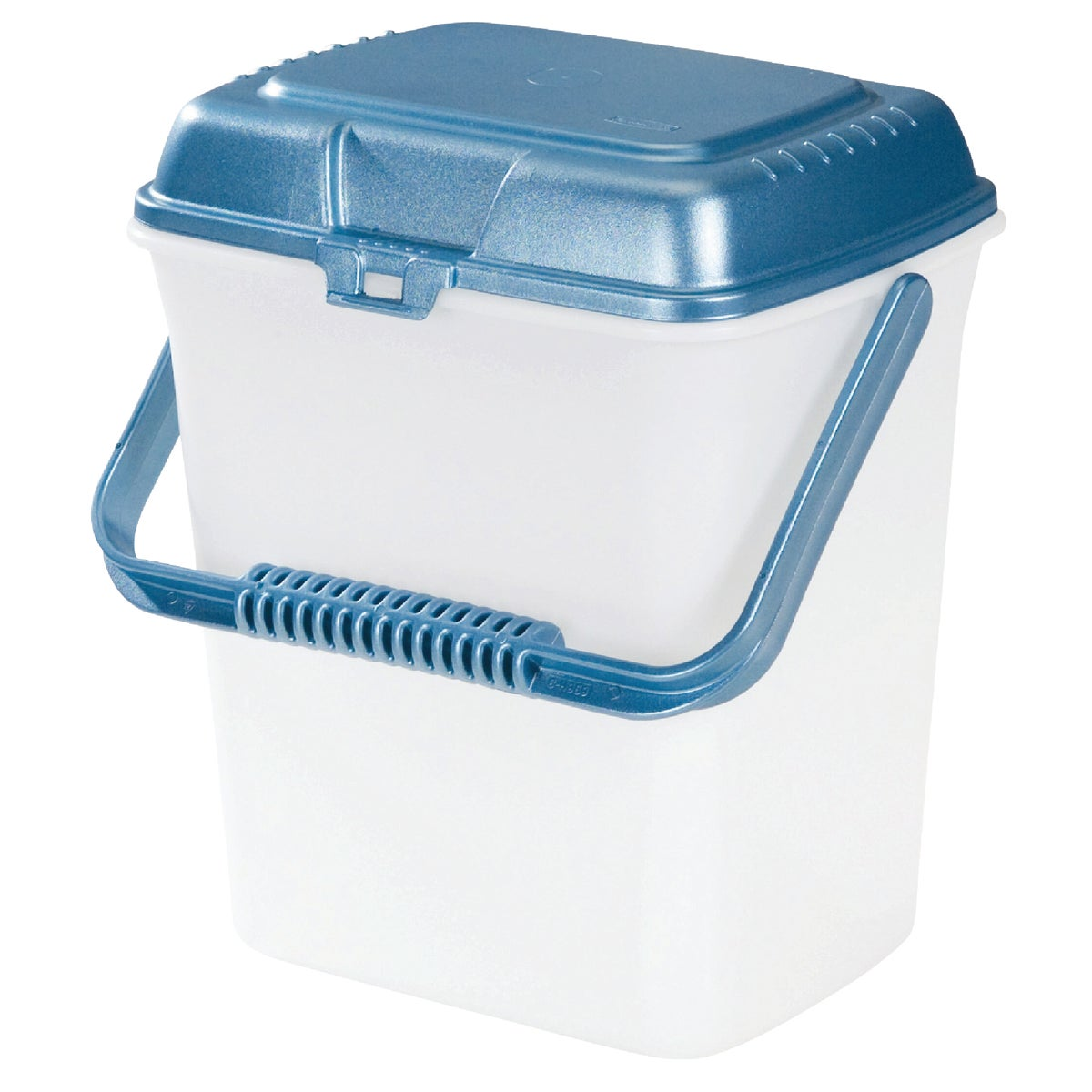 2.25GAL PLASTIC CANISTER