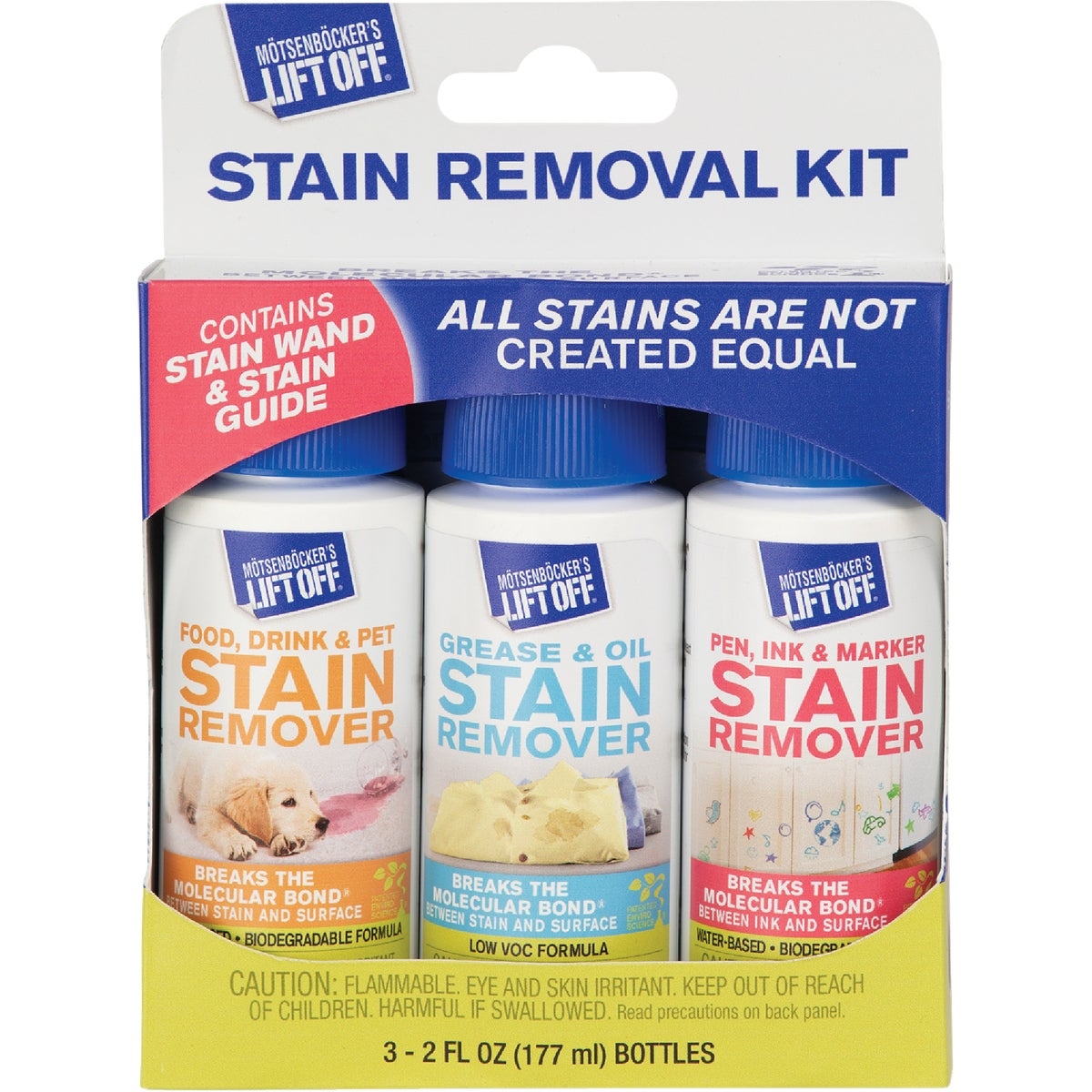 2OZ STAIN REMOVER KIT - 421-01 by Motsenbocker