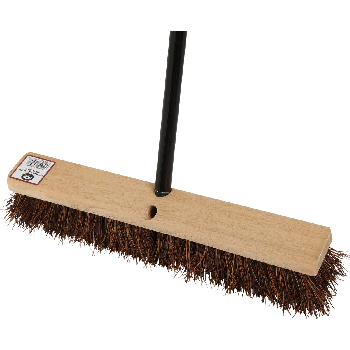 "18"" PALMYRA PUSH BROOM - 89540 by D Q B Ind"
