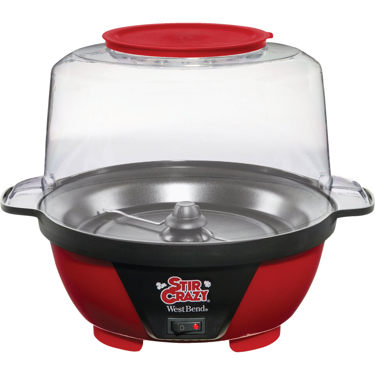 6 QUART POPCORN POPPER - 82306 by Focus Electrics Llc