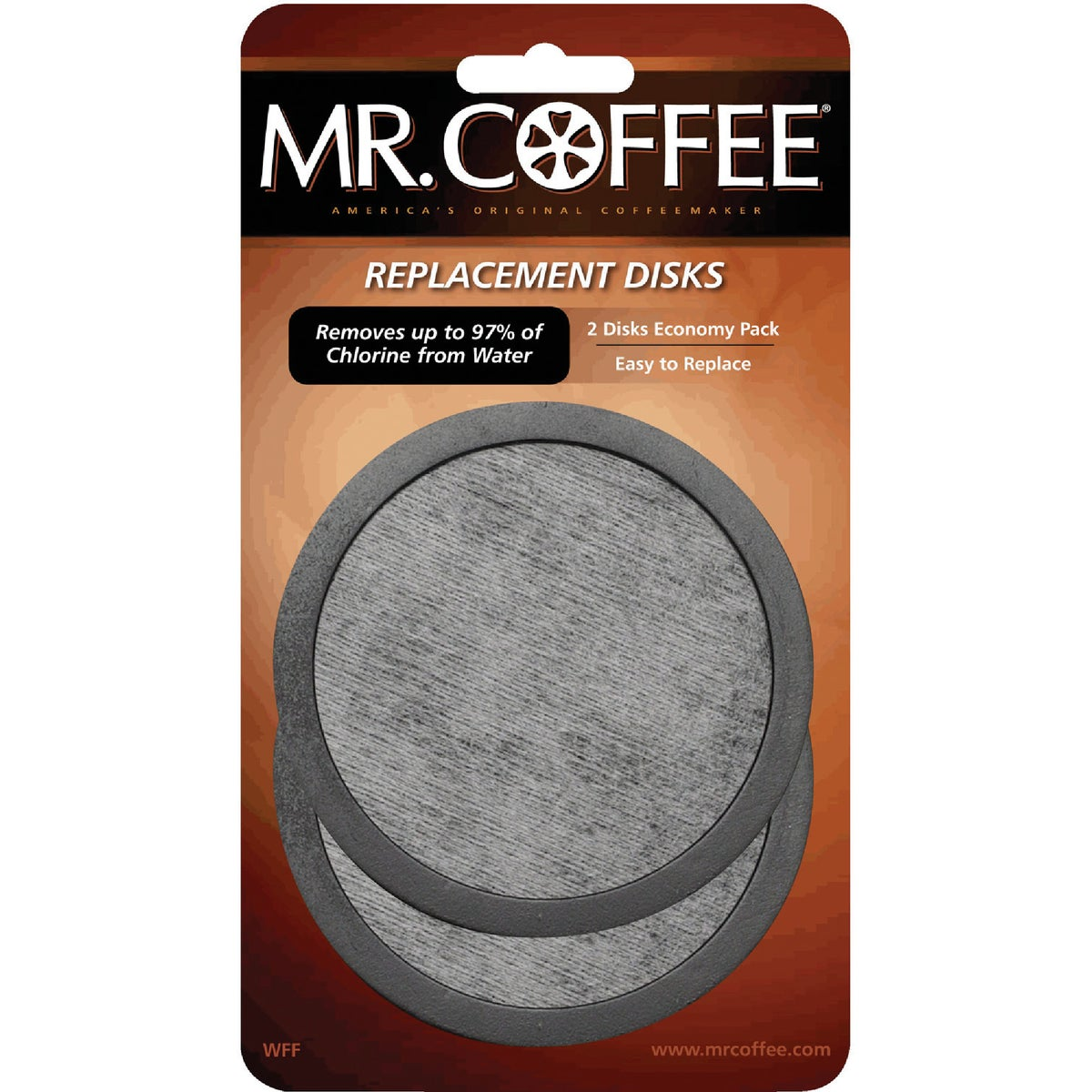 MR COFFEE FILTER DISC - WFFPDQ-10NP by Jarden Cs