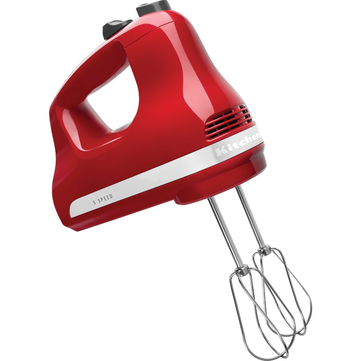 RED 5-SPEED HAND MIXER - KHM512ER by Kitchenaid Inc