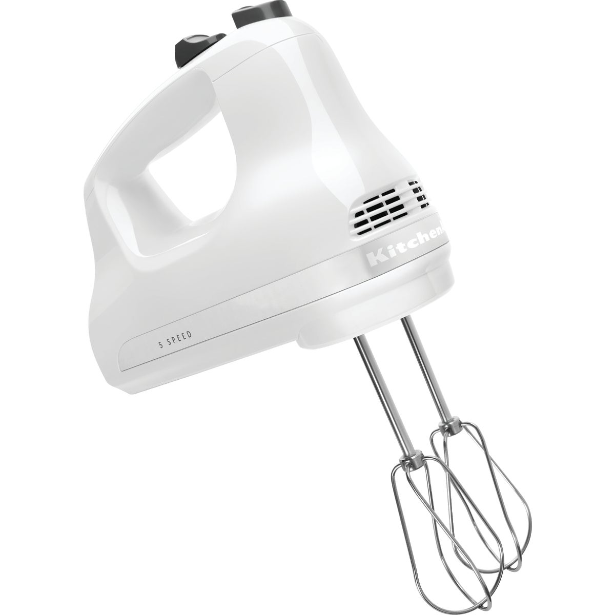 WHT 5-SPEED HAND MIXER - KHM512WH by Kitchenaid Inc