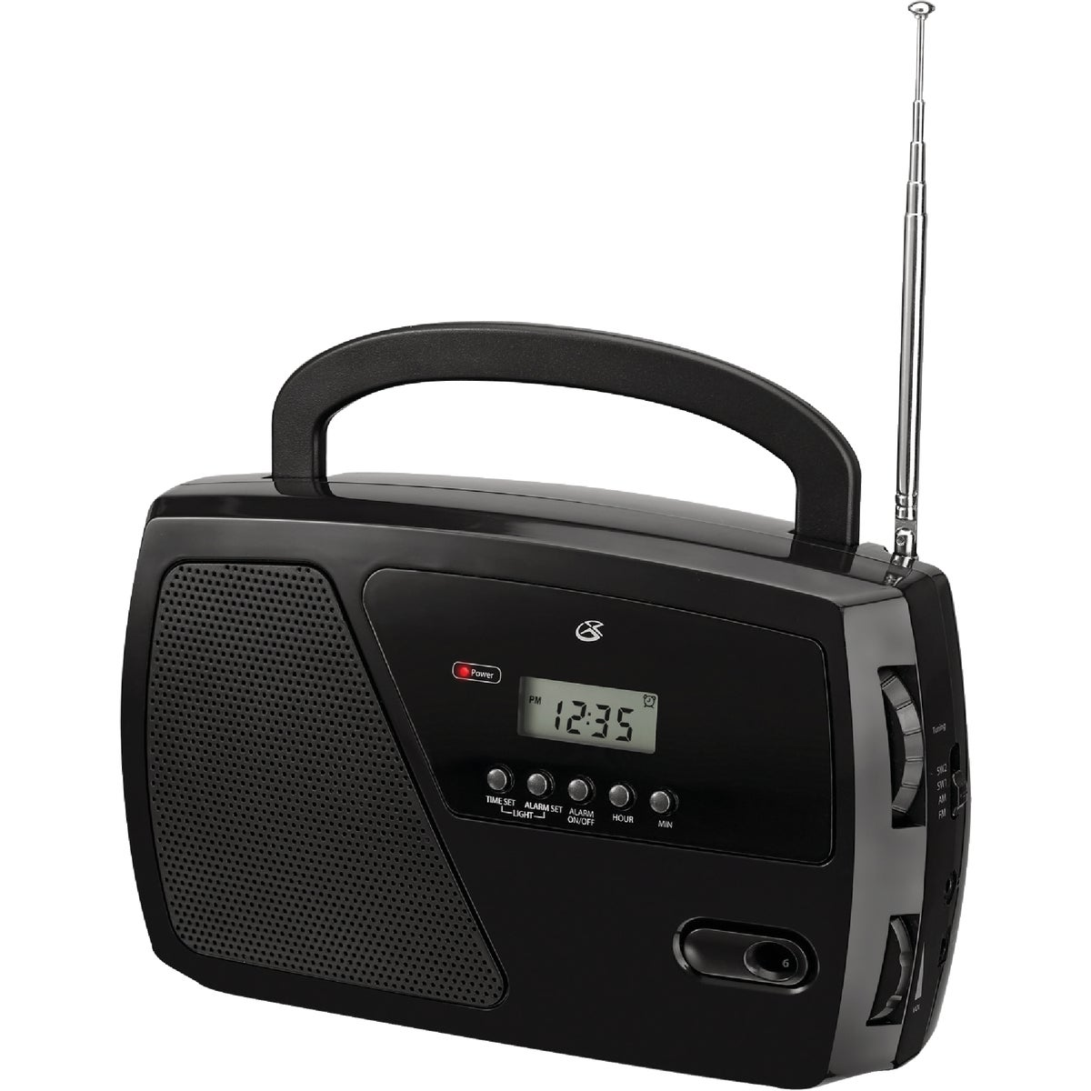 AM/FM SHORTWAVE RADIO - R633B by Dpi Inc