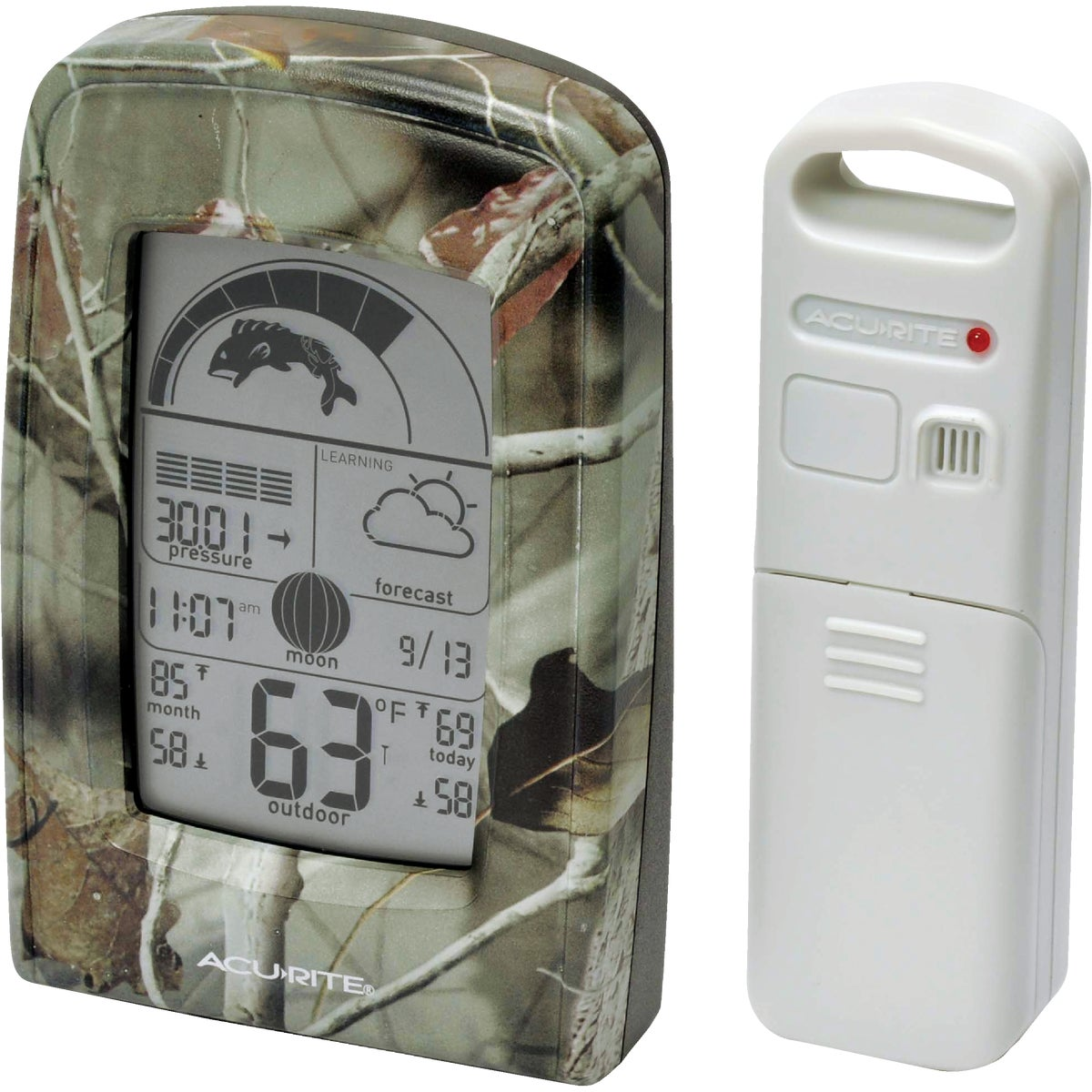 SPORTSMAN FORECASTER - 00250 by Chaney Instrument Co