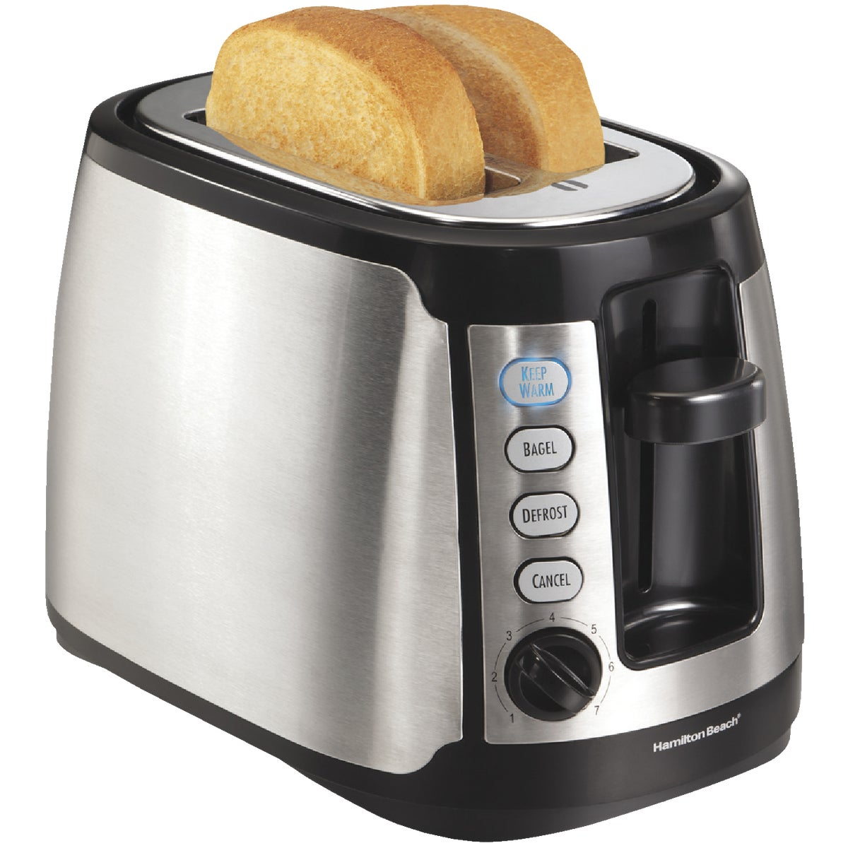 2 SL KEEP WARM TOASTER - 22811 by Hamilton Beach Brand