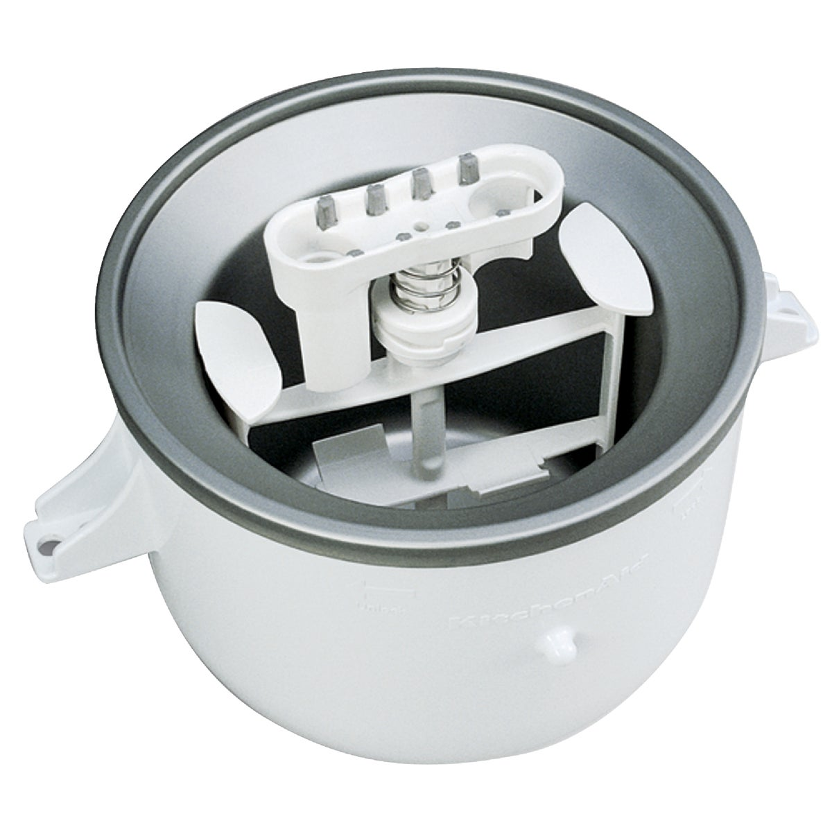 ICE CREAM MAKER ATTACH - KICA0WH by Kitchenaid Inc