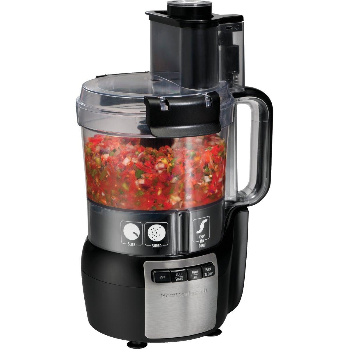 Hamilton Beach Stack & Snap 10 Cup Food Processor 70720