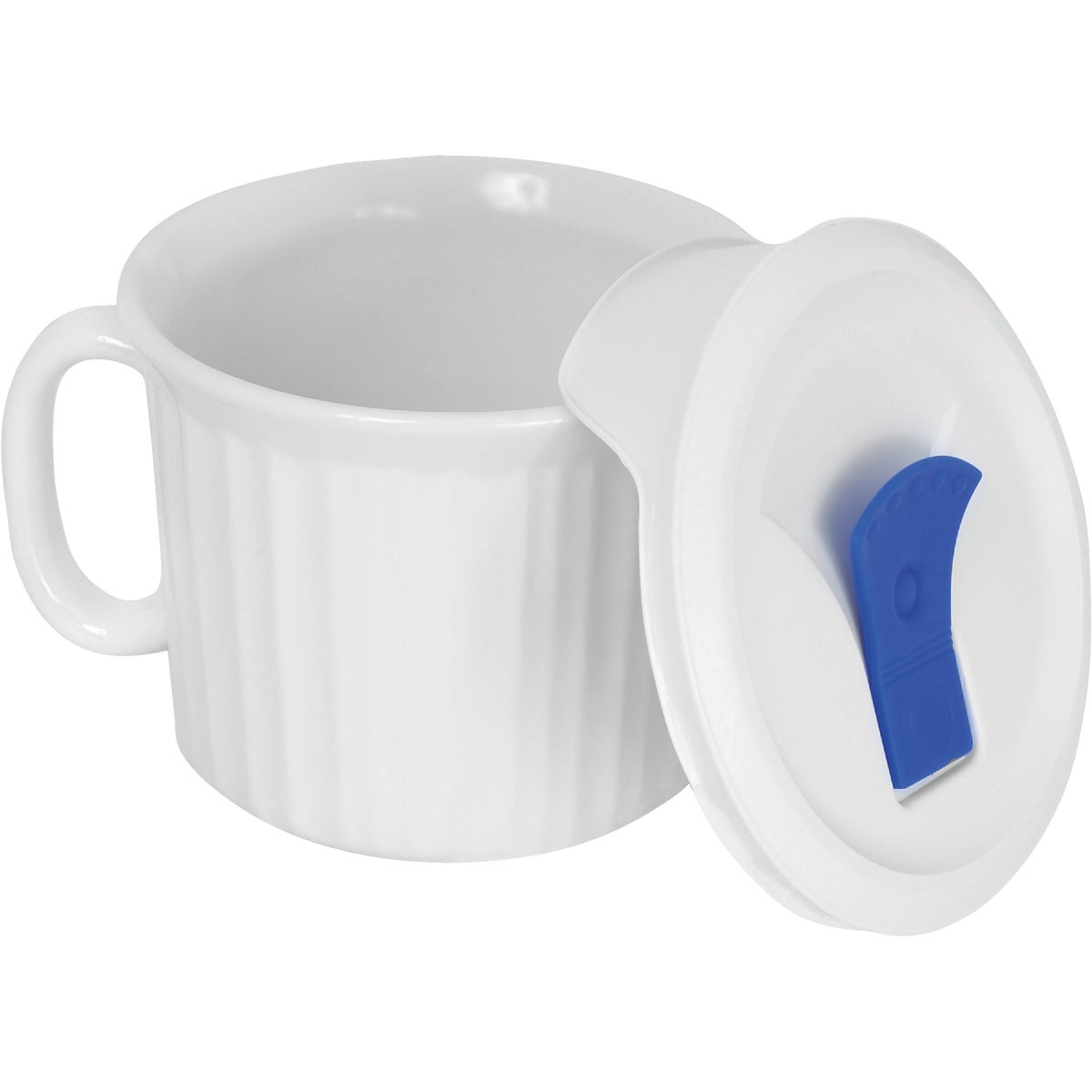 FR WHT 20 OZ POP-IN MUG