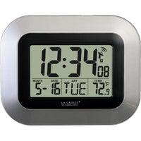 LaCrosse Technology Digital Atomic Wall Clock