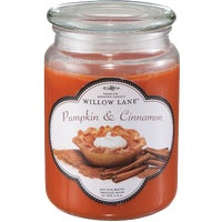 Candle-Lite PUMPKN/CINAMN JAR CANDLE 1646951