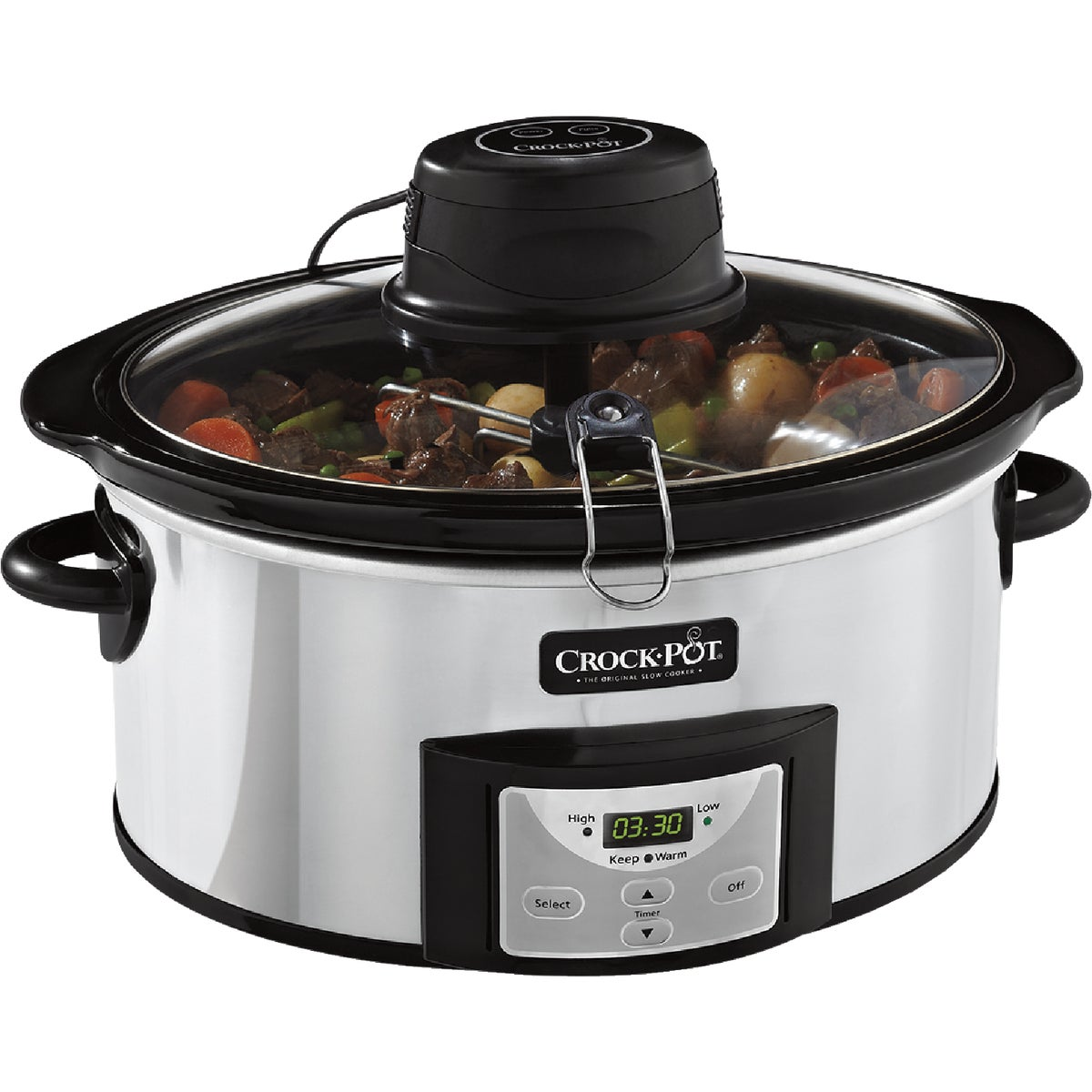 6 QT ISTIR SLOW COOKER
