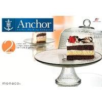 Anchor Hocking MONACO DOME CAKE SET 86031L