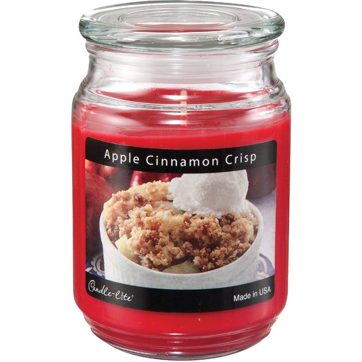 Candle-Lite APPLE CRISP JAR CANDLE 3297021