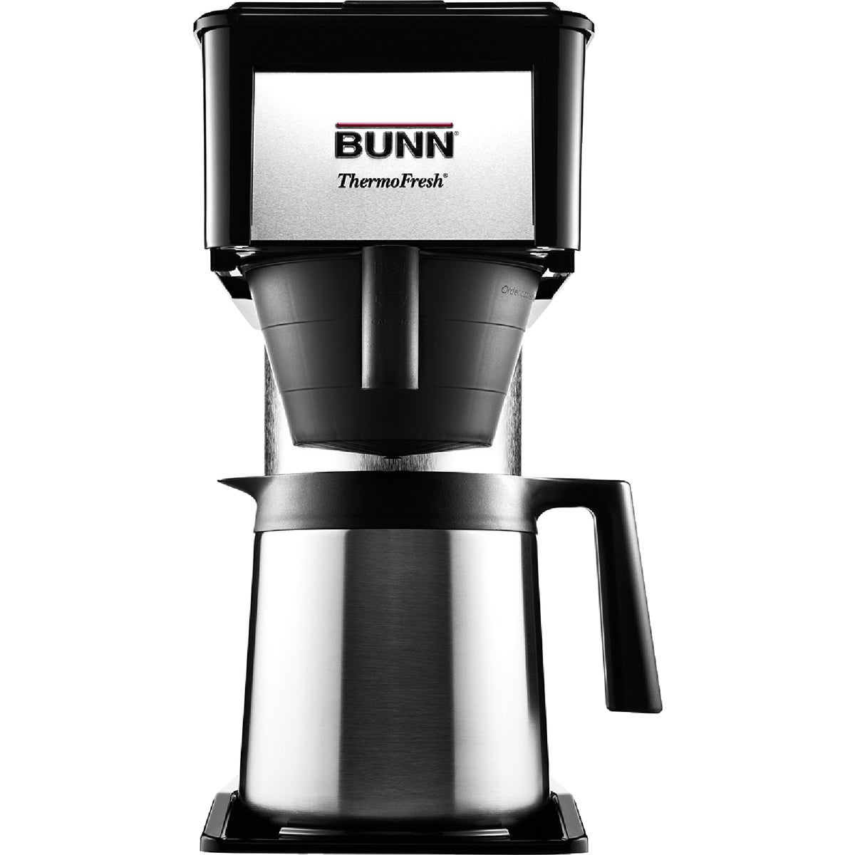 BLK THERML COFFEE BREWER - 38200.0016 by Bunn O Matic