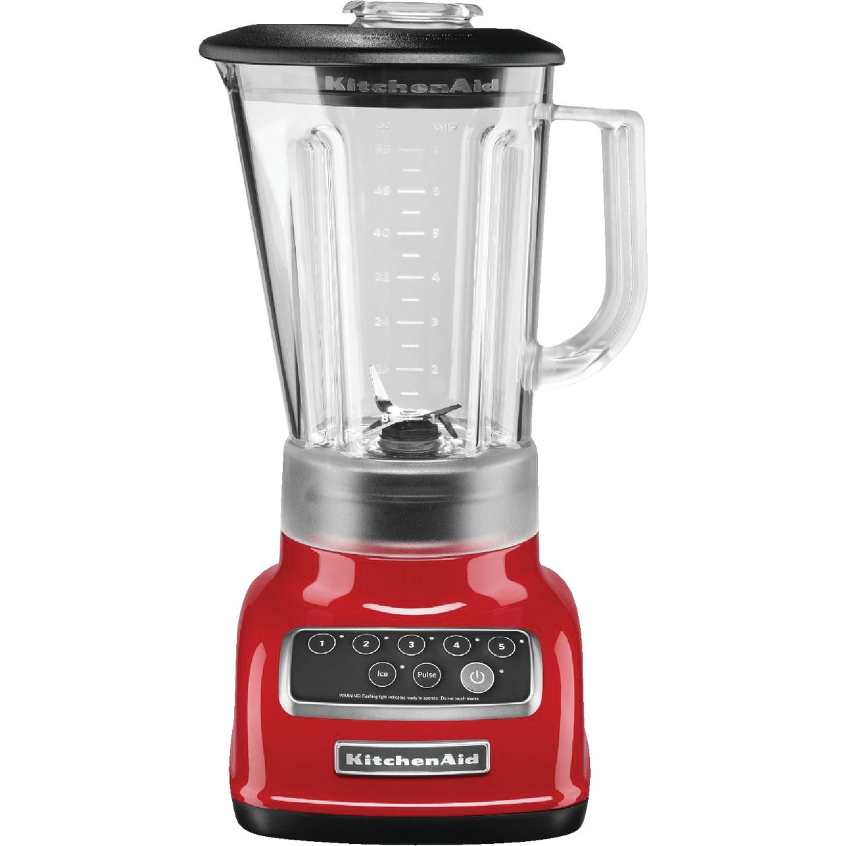 RED 5-SPD BLENDER - KSB1570ER by Kitchenaid Inc
