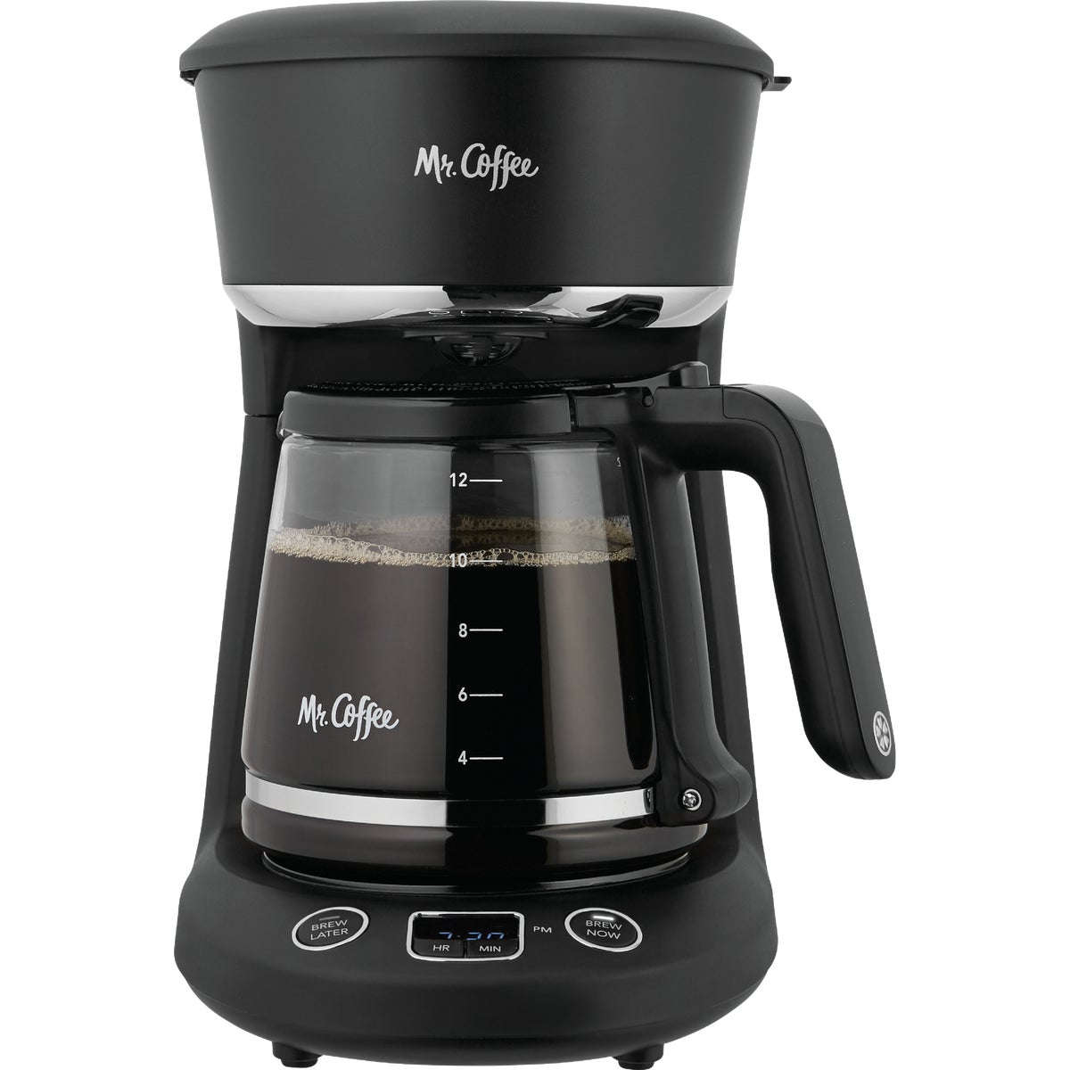 BLK 12 CUP COFFEEMAKER