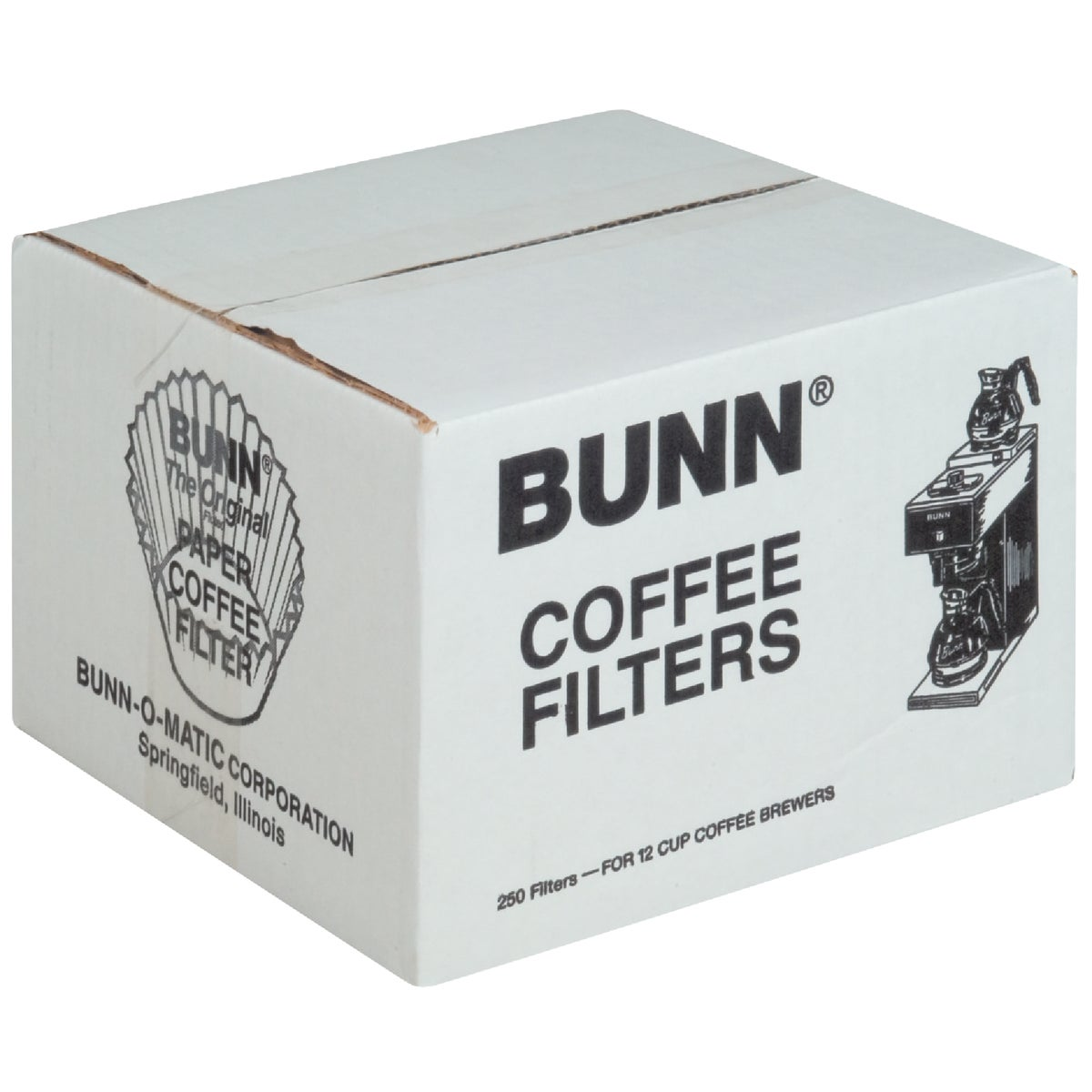 COMMERCIAL COFFEE FILTER - BCF250 by Bunn O Matic