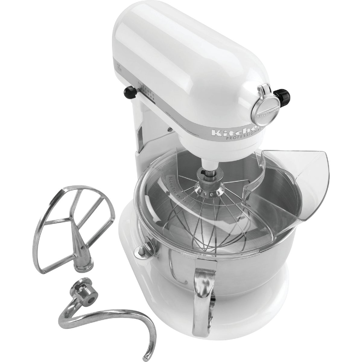 WHT PROFES STAND MIXER - KP26M1XWH by Kitchenaid Inc