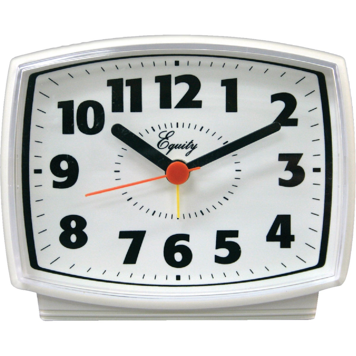 ELECTRIC/QTZ ALARM CLOCK - 2049AT by Geneva Clock Company