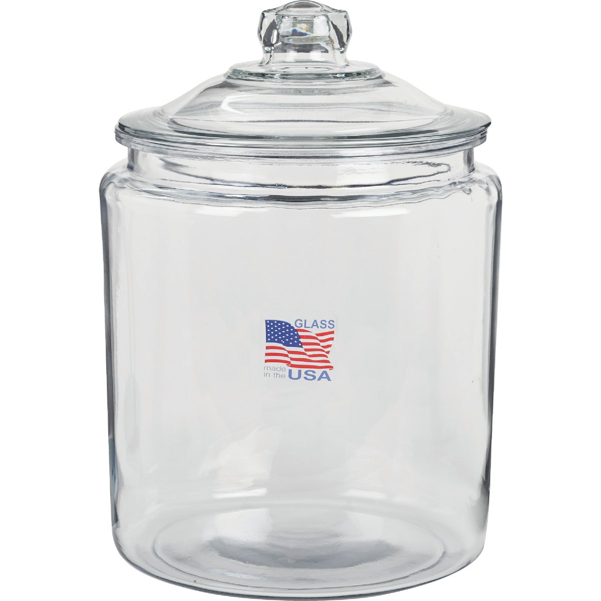 2 GALLON STORAGE JAR