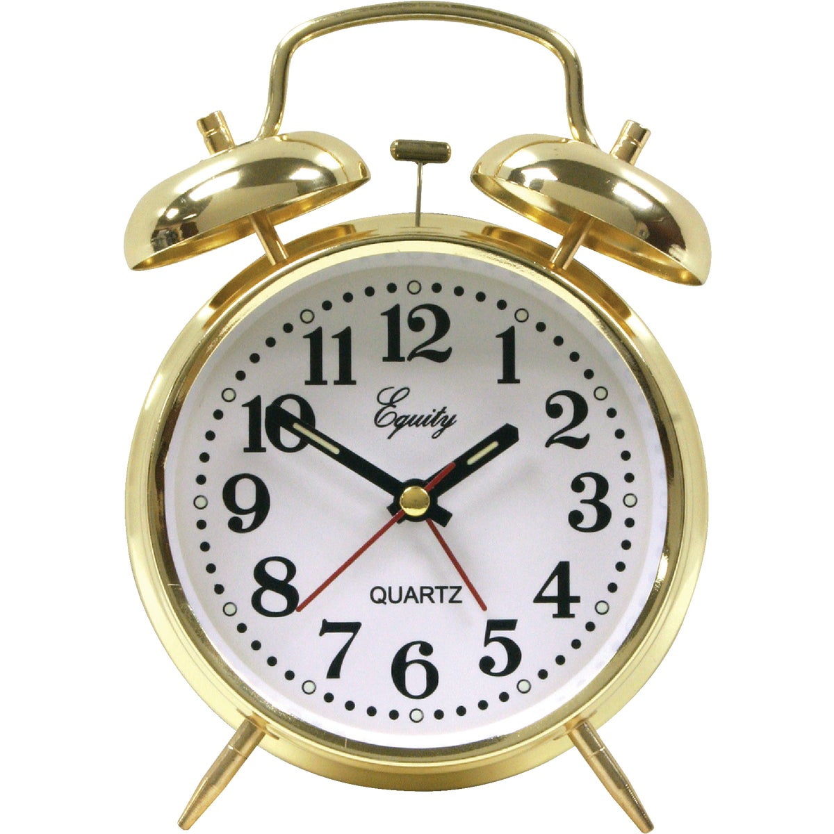 KEYWIND ALARM CLOCK - 3191AT by Geneva Clock Company