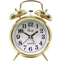 Geneva Clock Co KEYWIND ALARM CLOCK 3191AT