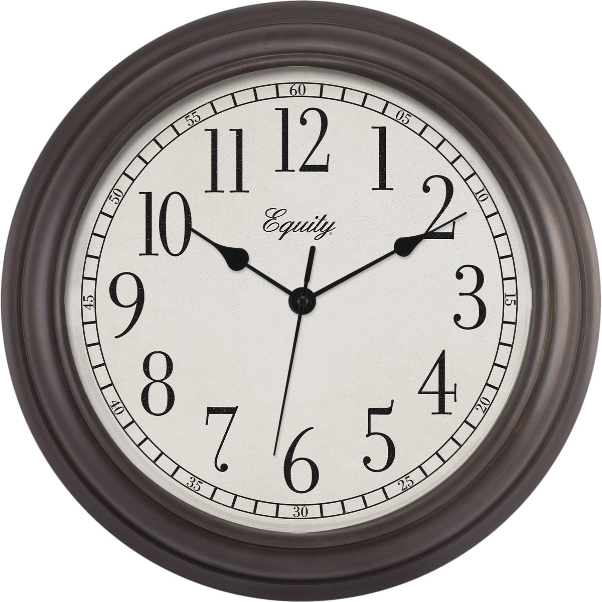 "9"" COFFEE WALL CLOCK - 4804G by Geneva Clock Company"