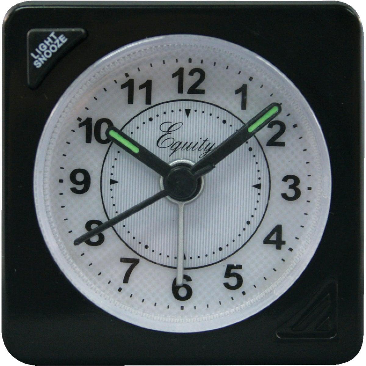 CUBE TRAVEL ALARM CLOCK - 3076AT by Geneva Clock Company
