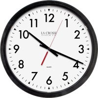 Geneva Clock Co QUARTZ WALL CLOCK 3980GG