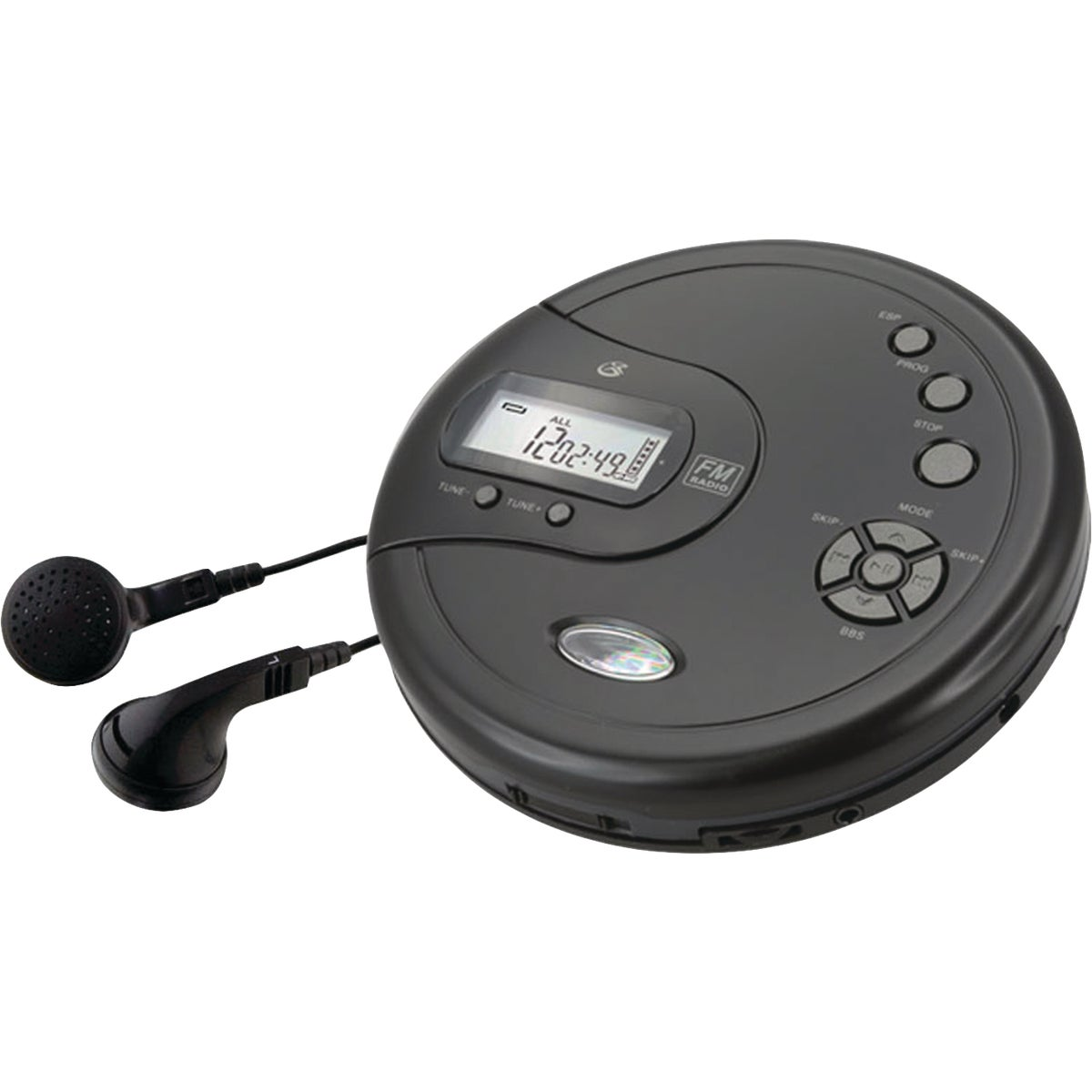 PERSONAL CD PLAYER - PC101B by Dpi Inc